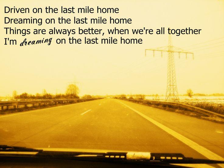Kings of Leon - Last Mile Home