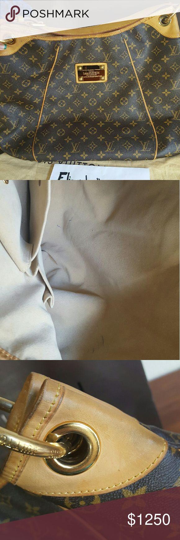 Auth Louis Vuitton Speedy 35 Boston Bag Vintage Preloved