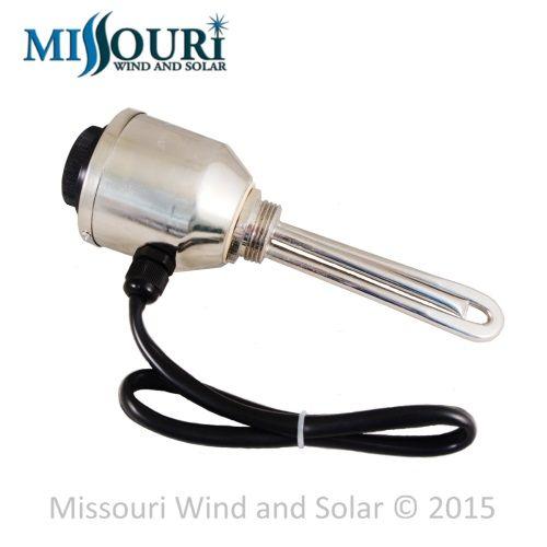 12 Volt 200 Watt Adjustable Water Heating Element
