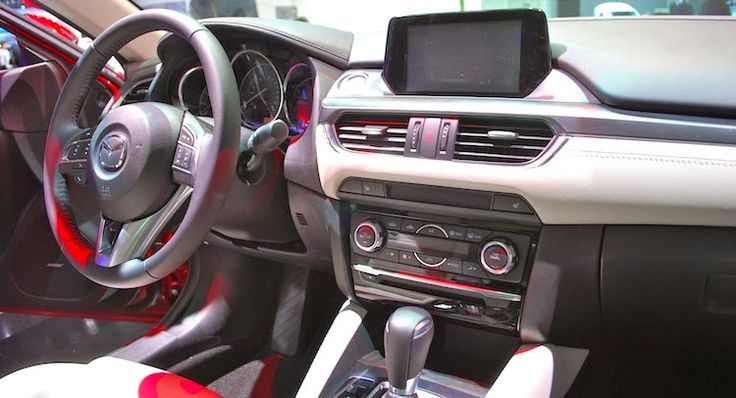 2016 Mazda CX-5 And Mazda6 Now Have Stylish Interiors They Deserve