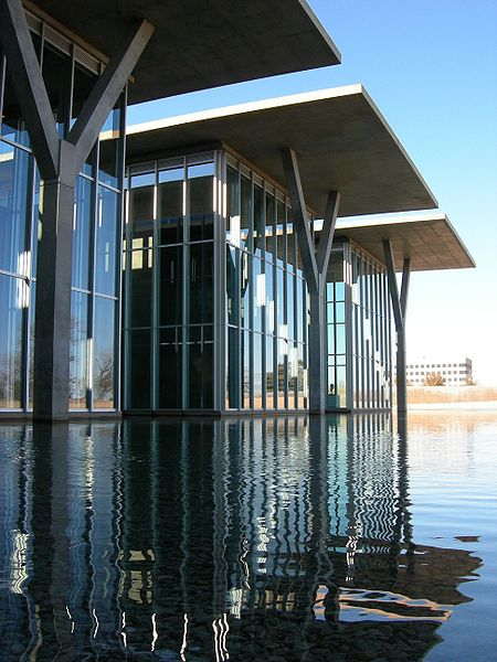 Modern Art Museum of Fort Worth, Fort Worth, Texas by Tadao Ando Architect