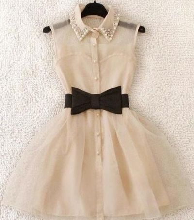 Cute dress! :3