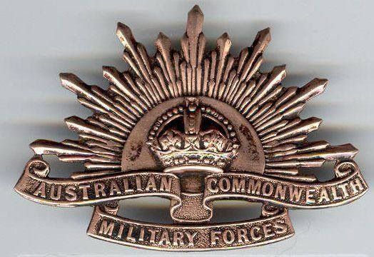 ANZAC Badge of Pride