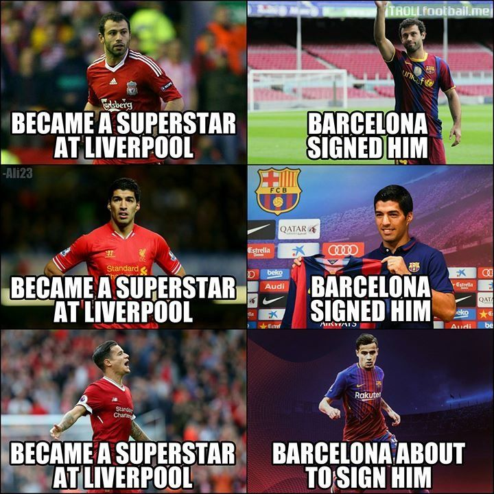Why always Liverpool? -