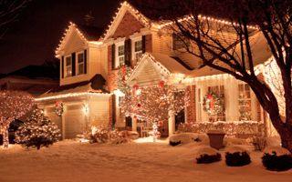 Traditional outdoor christmas decoration ideas at ideal Traditional outdoor christmas decorations