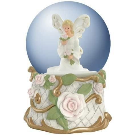 100mm Water Globe Forever Rose Musical Angel Collectible Figurine by StealStreet. $28.95. This gorgeous 100mm Water Globe Forever Rose Musical Angel Collectible Figurine has the finest details and highest quality you will find anywhere! 100mm Water Globe Forever Rose Musical Angel Collectible Figurine is truly remarkable.100mm Water Globe Forever Rose Musical Angel Collectible Figurine Details:Condition: Brand NewItem SKU: SS-WL-15458Dimensions: Statue: H: 100 (mm)Cra...