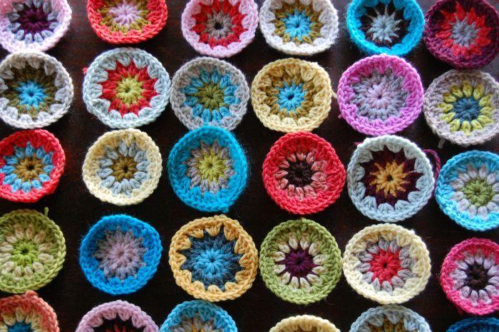 granny er, --- circlesColors Combos, Funny Crochet, Crochet Granny, Granny Cirl, Crochet Circles, Wise Crafts, Circles Tutorials, Granny Er, Granny Circles