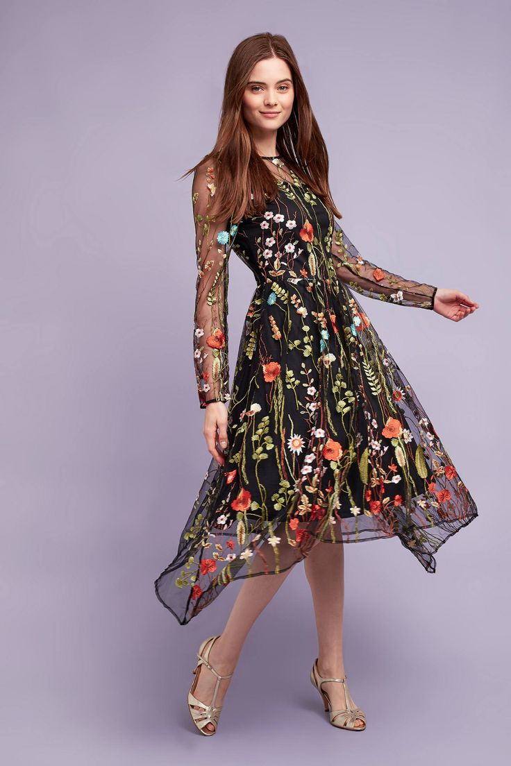 Awesome Floral Dress For Wedding Component - Wedding Plan Ideas ...