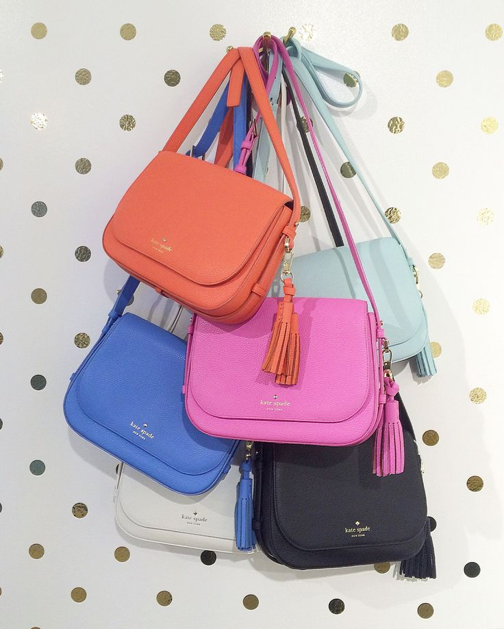 meet our new crossbody saddle bag. her name's penelope. our designers were inspired by a relaxed, slightly 70s vibe when dreaming up this latest addition to orchard street. then they brought it to life with preppy, poppy colors in beautifully pebbled leather. the finishing touch? a swingy tassel of course.