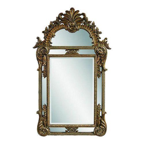 Found it at Wayfair - Valencia Wall Mirror