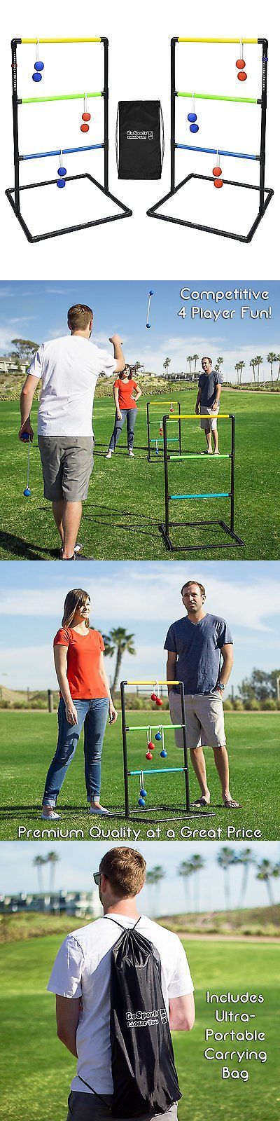 Other Backyard Games 159081: Ladder Toss Game Set Golf Backyard Family Games Adults Kids Sports Ladderball -> BUY IT NOW ONLY: $44.85 on eBay!