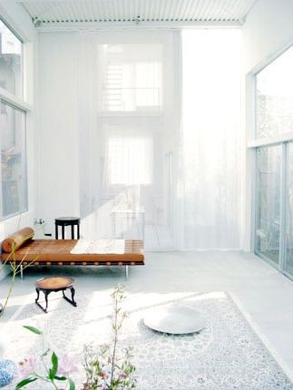 moriyama house / ryue nishizawa of sanaa.  Less is definitely More!  Looks great nice pin....