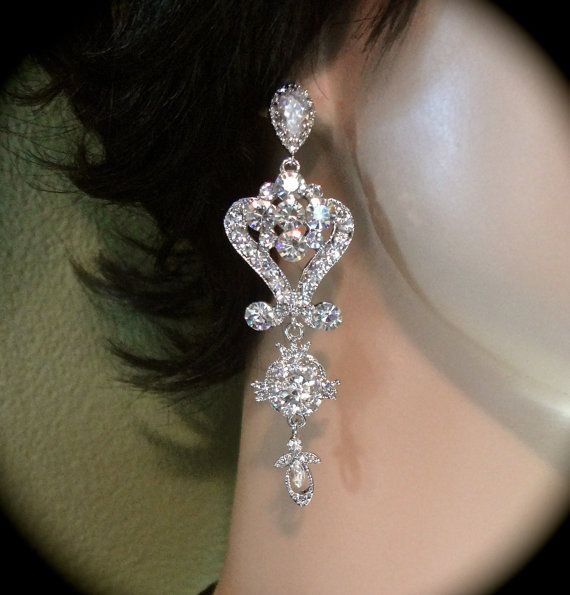 Hey, I found this really awesome Etsy listing at http://www.etsy.com/listing/129816315/rhinestone-earrings-long-chandelier