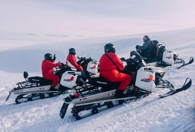 Snowmobiling through the Remarkables | New Zealand Bucket List | Luxury New Zealand Travel
