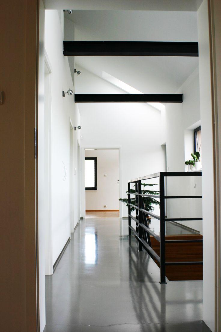 Dom w Paniówkach / HIKO Pracownia Projektowa – nowoczesna STODOŁA | wnętrza & DESIGN | projekty DOMÓW | dom STODOŁA