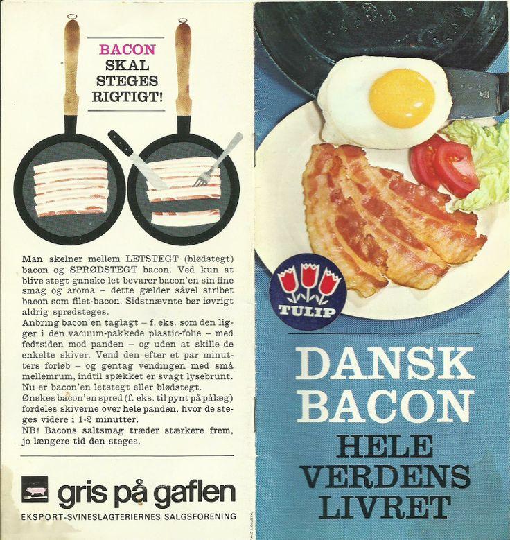 Bacon skal steges rigtigt.