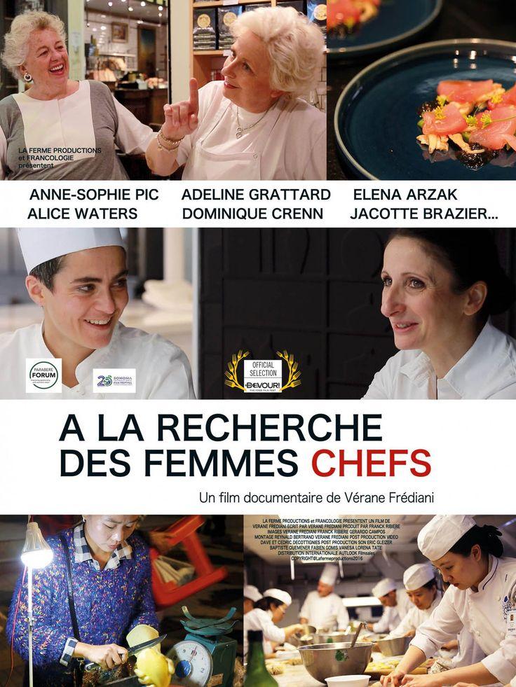 Vérane Frédiani est partie aux quatre coins de la planète à la rencontre de femmes chefs qui innovent dans la haute gastronomie, dans la restauration et dans les métiers de bouche.Tout au long du film, on suit ces femmes dans les cuisines des grands...