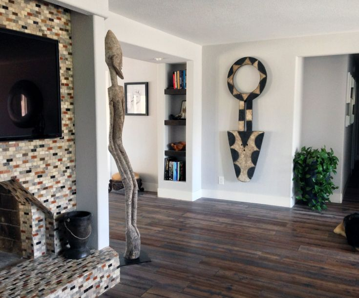 78 Images About Interior Decor African Art On Pinterest