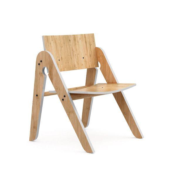 Kinder Stuhl Lillyu0027s Chair Von We Do Wood Aus Dänemark. Nachhaltiges Design    Møbla