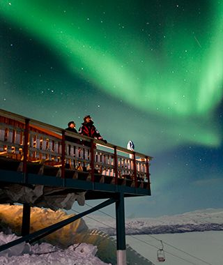 Best Places to See the Northern Lights: Sweden