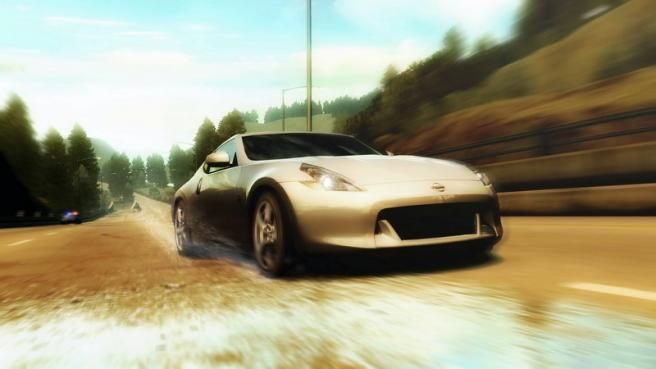 Need for Speed Undercover Game Screenshots