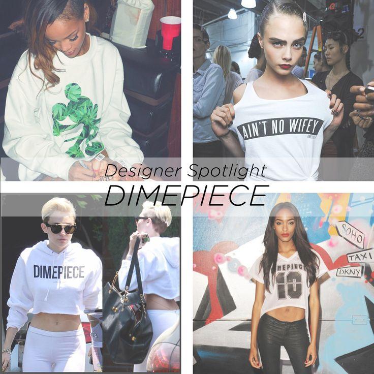 Designer Spotlight: The sporty chic DimePiece