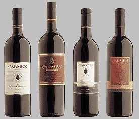 Viña Carmen, the oldest of the Chilean wine brands, was founded in 1850.