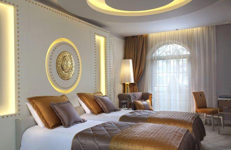 Room in Amber Floor. #istanbul #istanbulhotels #sultanahmet #luxuryroom #amberroom #designhotel