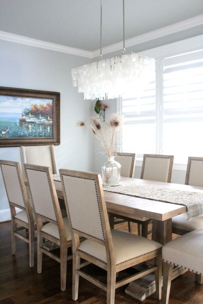 Home Of The Month: Lake House Reveal. Living Room ModernLiving Room  IdeasCozy LivingCoastal Dining ...