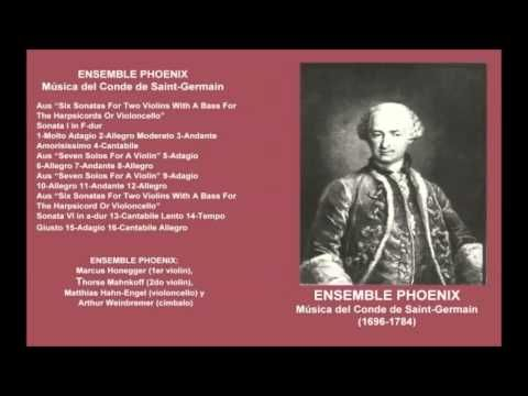 Musik des Grafen von Saint Germain