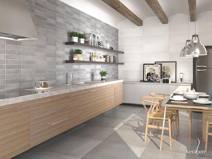 #Cocina de diseño #Piedra #Cerámica #Tiles #Arquitectura #Interiorismo #DECO #Kitchen #Cuisine #Design