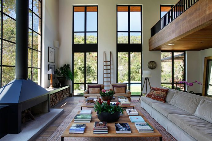 Contemporary House in Araras by Ouriço Architecture and Design | http://www.designrulz.com/design/2013/03/contemporary-house-in-araras-by-ourico-architecture-and-design/