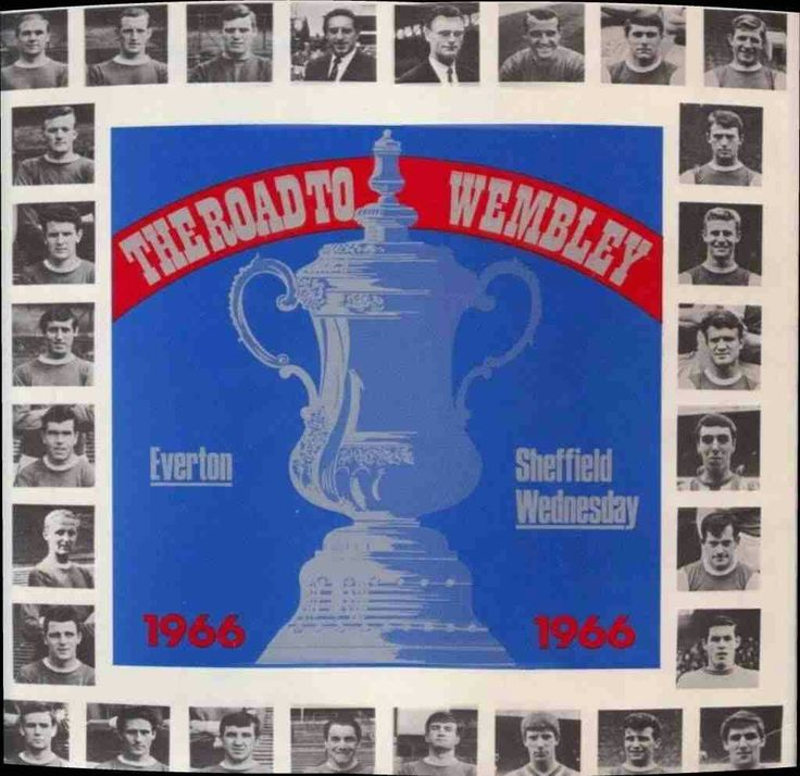1966 FA Cup Final pull out.