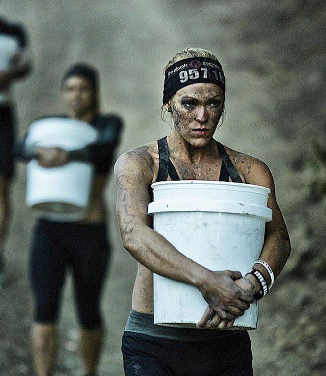 Training for a Reebok Spartan Race is no joke. So 484d43107