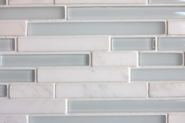 backsplash tiles costco glass and marble back splash from costco home 160