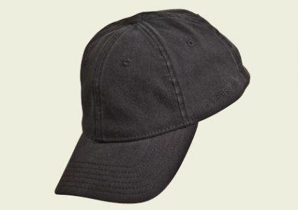 Berretto Baseball elastico Stetson #caps #accessories #hatter #summercaps #berretti #baseballhat #black #baseball #sporty