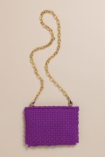 Neoprene Woven Bag By Leghila