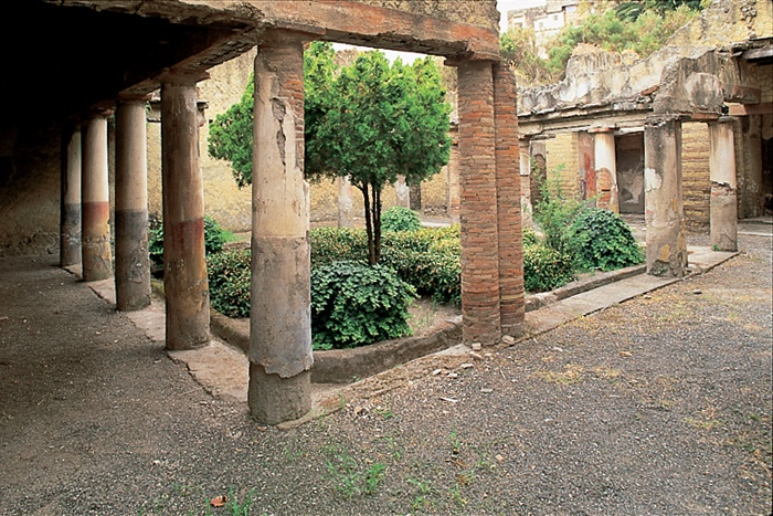 17 best images about domus villae insulae tabernae in for Piani casa del cortile