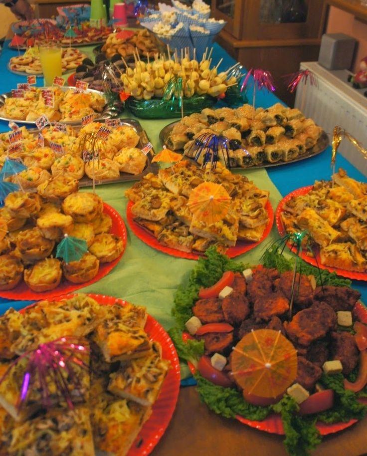 Birthday Party for little vegans!