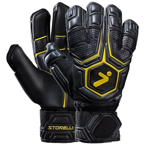 Storelli ExoShield Gladiator Pro Soccer Goalkeeper Gloves - model GLOVEPRO