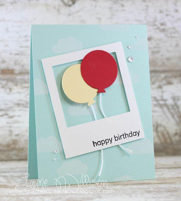 Happy Birthday card by llwillison1, via Flickr