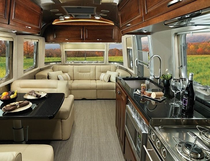For those of you who like to RV...Take a look at this!! New 2015 Airstream Classic travel trailer