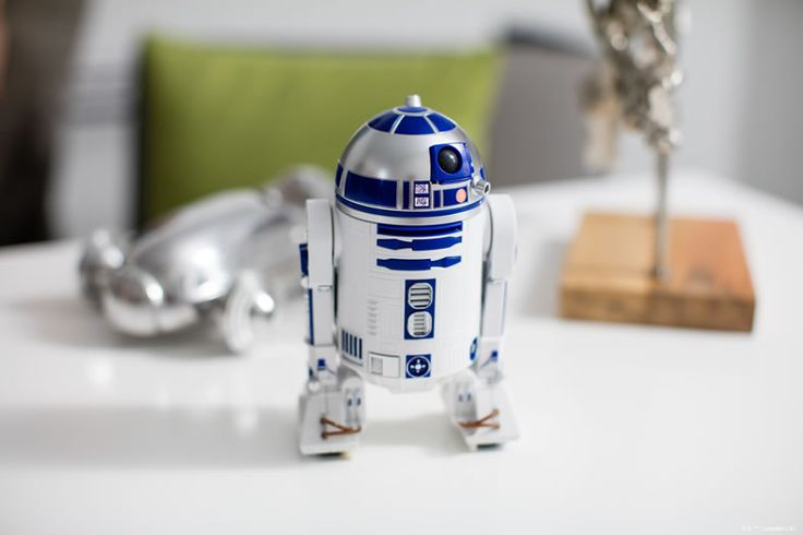 Sphero R2-D2 Is 100% The Droid You Are Looking For  #robots #starwars #toys Sphero's new interactive R2-D2 replica promises to break new beeping ground like no booping Star Wars toy before.  We've sung the praises of num...
