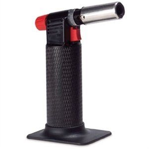 Pro-Chefs Blow Torch - Powerful torches with automatic ignition and removable stand. Simply refill with lighter fuel. Mini torch features precision pin point high heat flame. Pro torch gives extra wide, high power flame perfect for rapid finishing. Fuel sold separately.  - http://irishcakesupplies.com/wp-content/uploads/2014/01/31Ri9RZS40L.jpg - #Blow, #ProChefs, #Torch  - http://wp.me/p2Sdif-4Pd