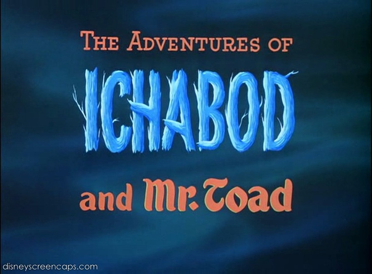 The Adventures Of Ichabod And Mr Toad A Collection Of