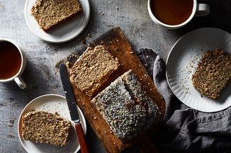 Seeded Whole-Wheat Banana Bread Recipe on Food52