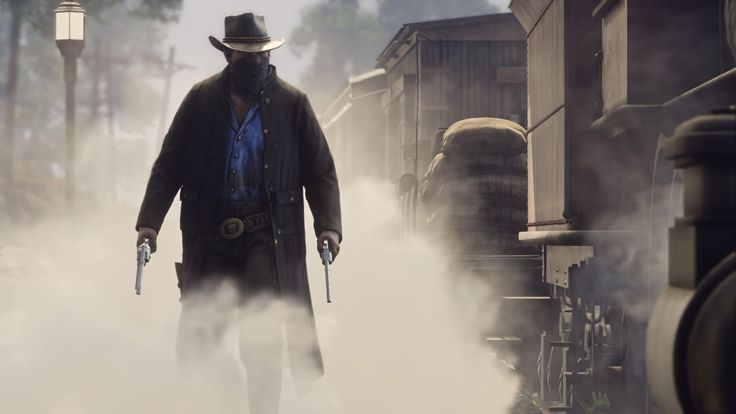 Red Dead Redemption 2 delayed to 2018, but gets first screenshots | PC Gamer