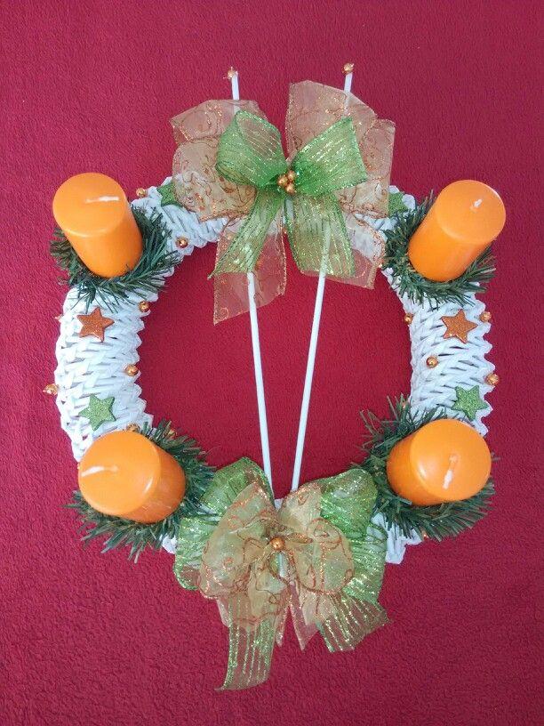 Oranžovo - zelený pro Jindřišku