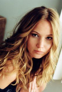Jennifer Lawrence she's so not like everybody else but thats great that's what makes her special.