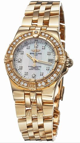 Breitling Starliner ladies / women watch.